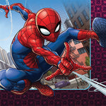 "6.5"" Spider-Man Lunch Napkins - Pack of 16"