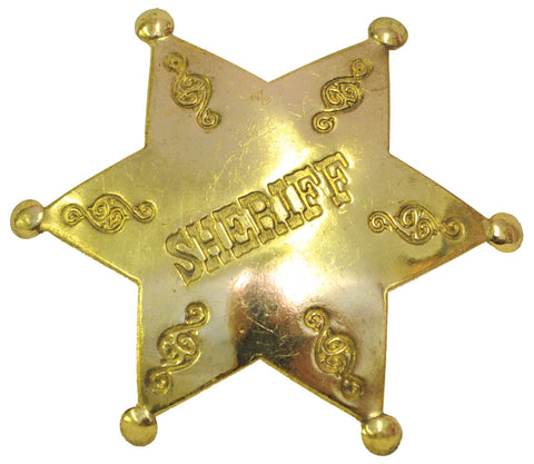 Badge Sheriff