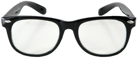 Black Blues Glasses