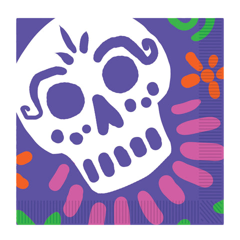 Day of the Dead Luncheon Napkins