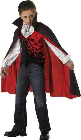 Boy's Prince Of Darkness Costume