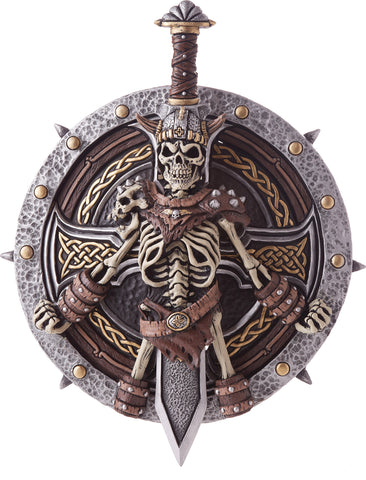 "18"" Viking Lord Shield & Sword"