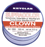 8.5oz Clown White