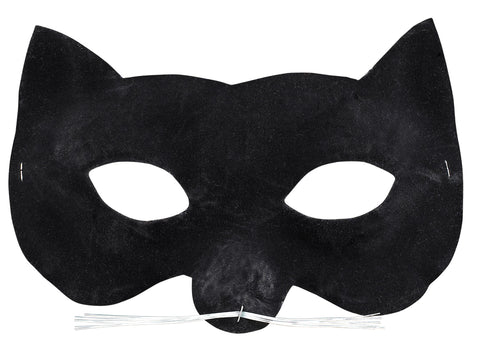 Women's Velvet Cat Eye Mask