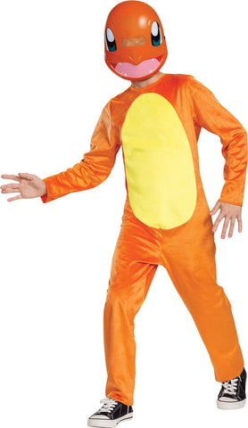 Boy's Charmander Classic Costume