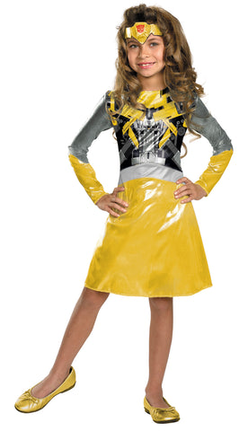 Bumblebee Girl Costume - Transformers