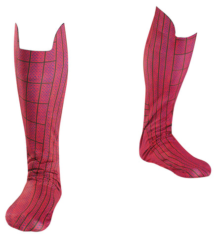 Adult Spider-Man Boot Covers