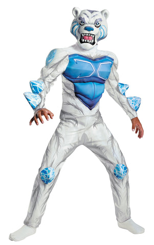 Boy's Monsuno Lock Monster Deluxe Costume - Monsuno