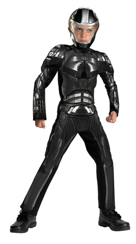 Boy's Duke Muscle Costume - G.I. Joe Movie
