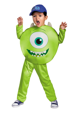 Boy's Mike Classic Costume - Monsters University
