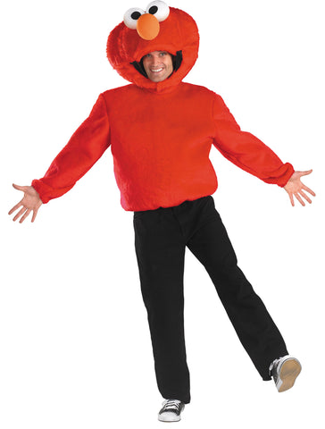 Men's Elmo Costume - Sesame Street