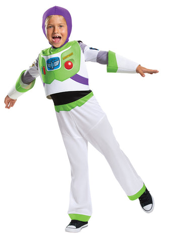 Boy's Buzz Lightyear Classic Costume - Toy Story 4