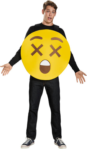 Adult X-Ray Eyes Emoticon Costume
