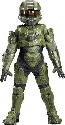 Boy's Master Chief Ultra Prestige Costume