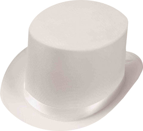 Top Hat Satin Adult