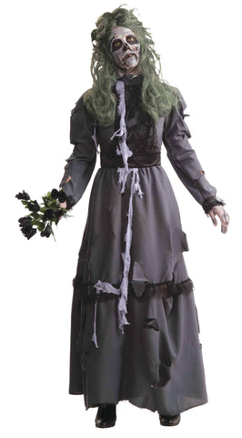 Women's Zombie Lady Costume