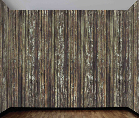 20' x 4' Wood Wall Roll