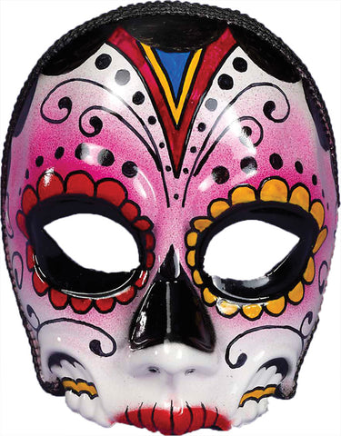 Women's Day of Dead Mask