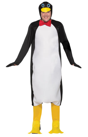 Plush Penguin Costume