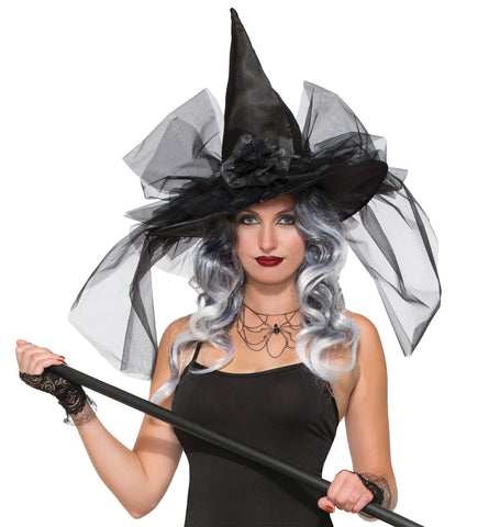 Witch Hat Fancy Deluxe