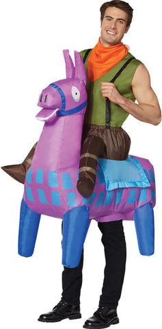 Adult Giddy Up Costume - Fortnite