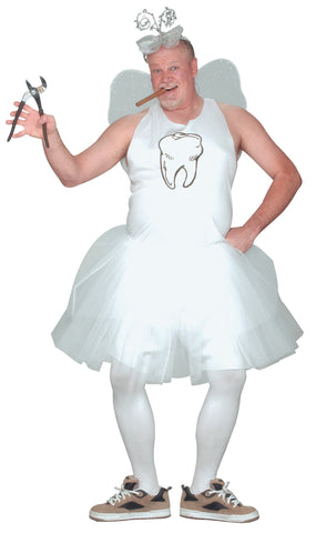Men's Plus Size Tooth Fairy