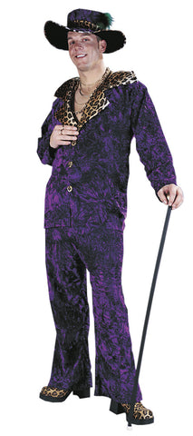 Big Daddy Purple Costume