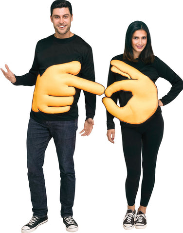 OK Pointer Couple Costume
