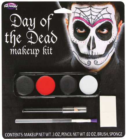 Day of the Dead Makeup Kits Male
