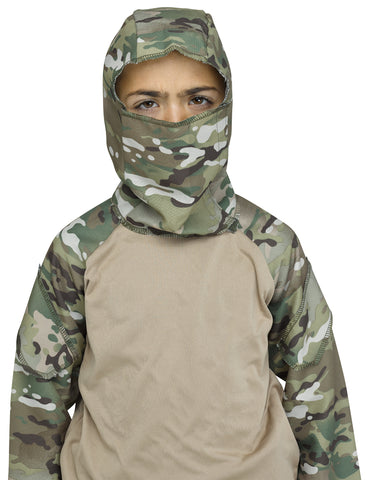 Tactical Gear Balaclava - Child