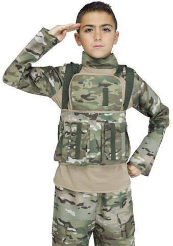 Tactical Gear Vest - Child