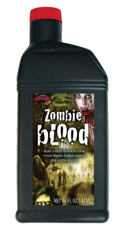 Blood Zombie Pint
