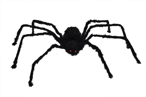 "50"" Hairy Posable Spider"