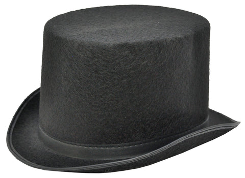 Top Hat Black Felt