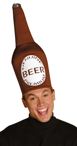 Beer Bottle Hat