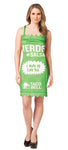 Taco Bell Packet Dress - Verde