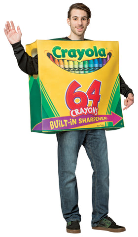 64-Count Crayola Box Tunic