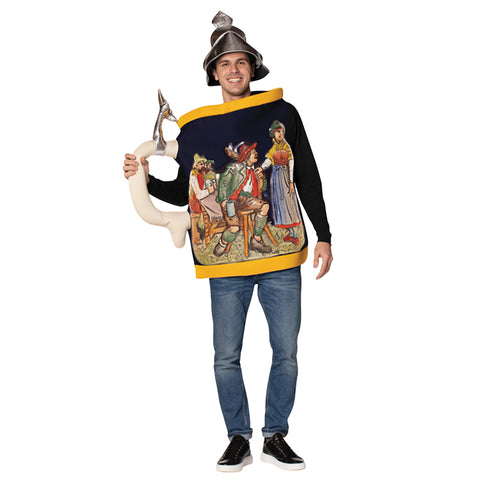 Beer Stein Adult Costume