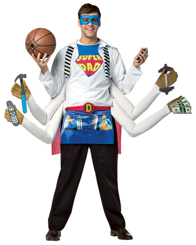 Super Dad Costume