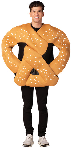 Bendable Pretzel Adult Costume