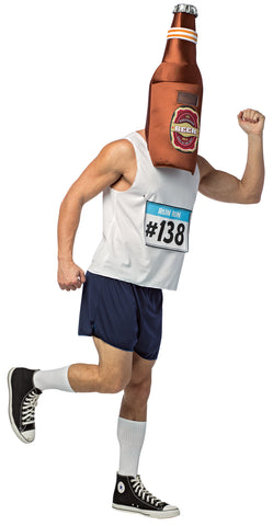 Beer Run Costume