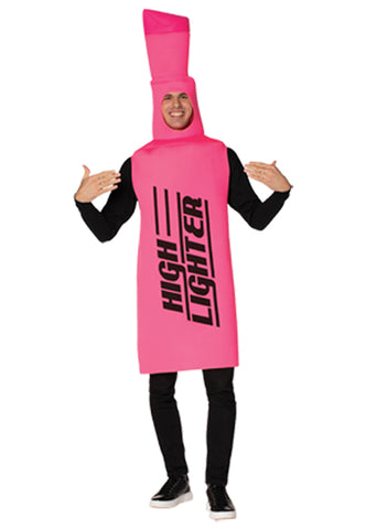 Highlighter Adult Costume