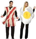 Bacon & Egg Couple Costume