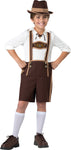 Boy's Bavarian Guy Costume