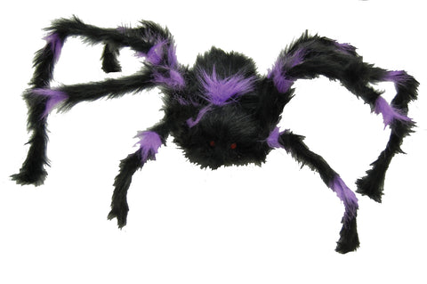 "30"" Black Hairy Spider"