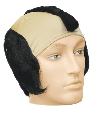 Bargain Japanese Warrior Wig
