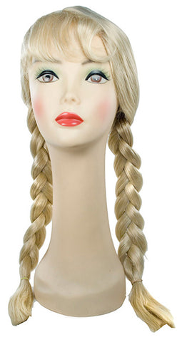 Better Bargain Dutch Girl Wig