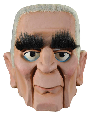 Baron Von Frankenstein Mask - Mad Monster Party