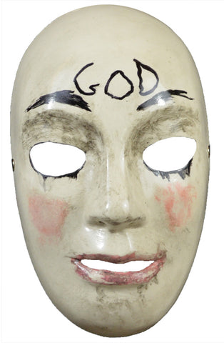 God Injection Mask - The Purge Anarchy