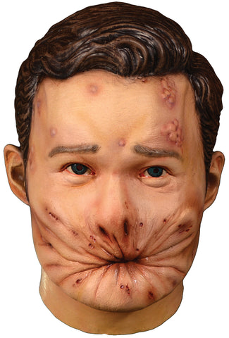 Arse Face Latex Mask - Preacher